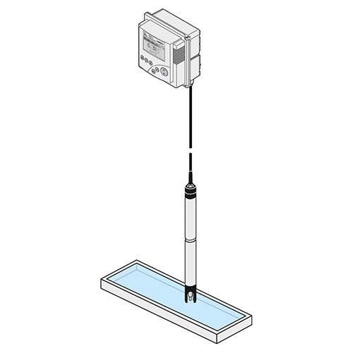 Die Einzelparameter-Messstelle: System 181