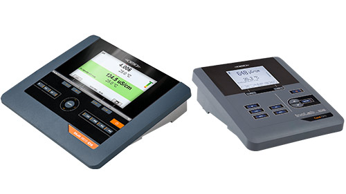 Benchtop conductivity meters