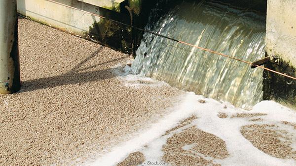 Nitrat-Bestimmung in Kläranlagen