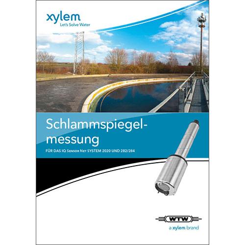 Flyer Schlammspiegelsensor IFL 700 IQ