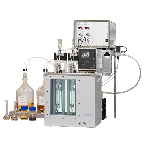 AVS® 370 Viscosity Measuring System