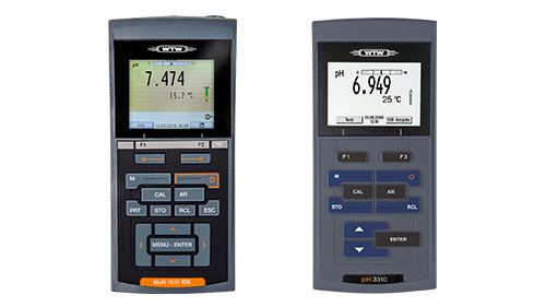 pH-Taschenmessgeräte