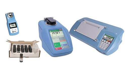 Refraktometer und Polarimeter <br>der Marke Bellingham + Stanley