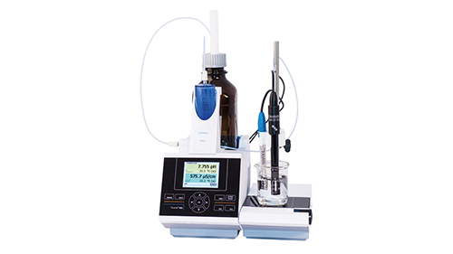 Universal titrator with IDS-technology