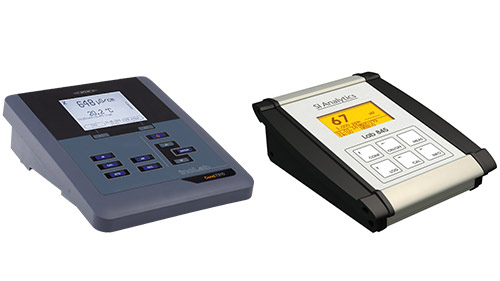 Benchtop meters for analog sensors