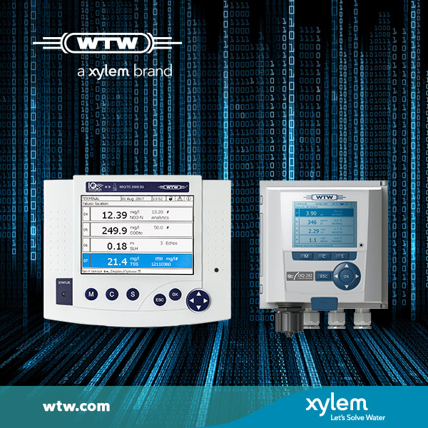 Profinet and remote access in the field of wastewater monitoring