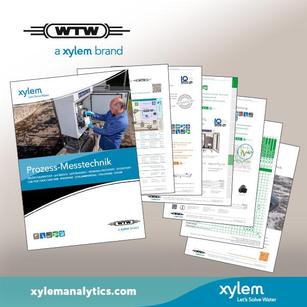 Neuer Katalog zur Prozess-Messtechnik zum Jahresende