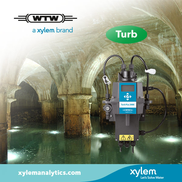New Turbidity analyzer for turbidity monitoring