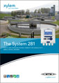 Cover English Product Flyer of WTW's IQ SENSOR NET System 281