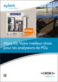 Cover of the French version product flyer
