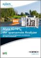 Titelseite des Flyers Alyza IQ NH4