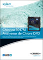 Cover (French) Flyer of WTW's Chlorine 3017M