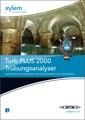 Titel (Deutsch) Flyer Turb PLUS 2000 Trübungsanalyzer der Marke WTW