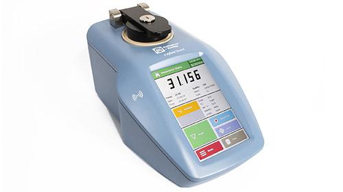 Touchscreen Digital Refractometers