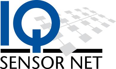IQ SENSOR NET Logo