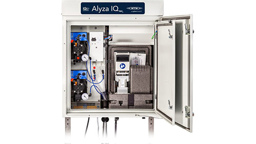 Alyza IQ NH<sub>4</sub>