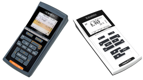 Digital IDS portable meters