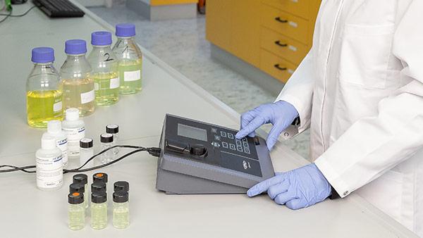 Trübungsgeräte von Xylem Analytics Germany und WTW