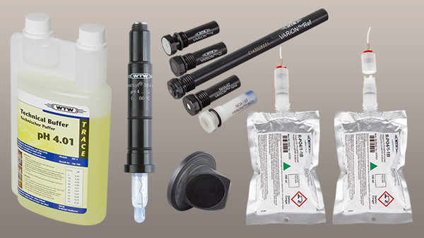 WTW Consumables for Process Instrumentation