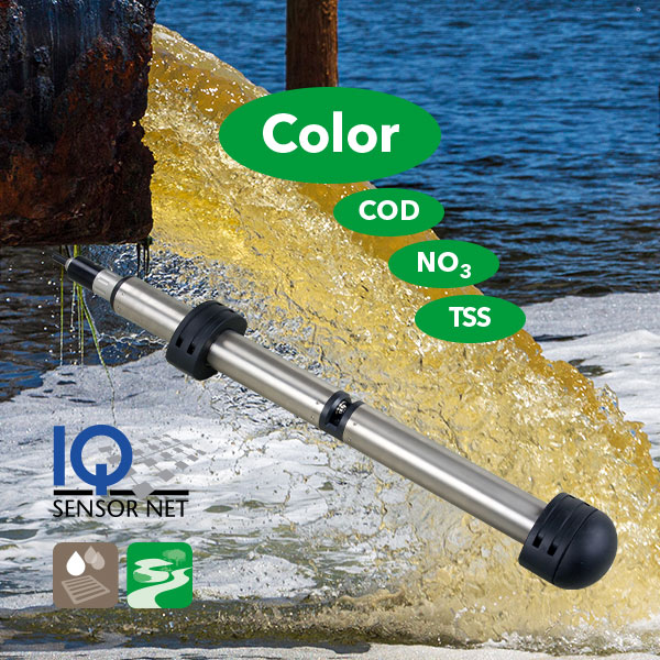 IQ spectral sensors to measure Color continuously