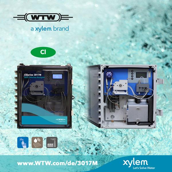 Neuer Chlor-Analyzer von WTW