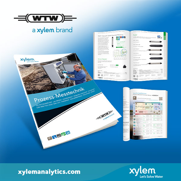 Neuer Katalog zur Prozess-Messtechnik verfügbar