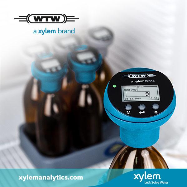 Die Messung des Biochemische Sauerstoffbedarfs (BSB) mit dem OxiTop®-i
