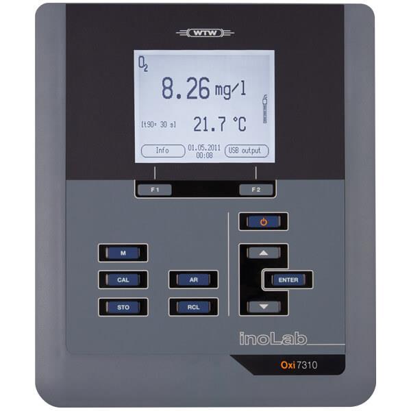 Benchtop meter inoLab® Oxi 7310