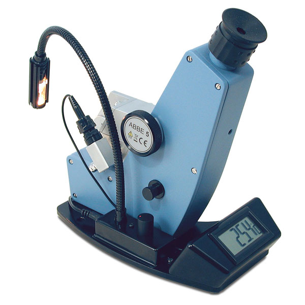 Optical Refractometer, Abbe 5, Bellingham + Stanley