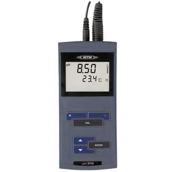 Portable meter ProfiLine pH 3110