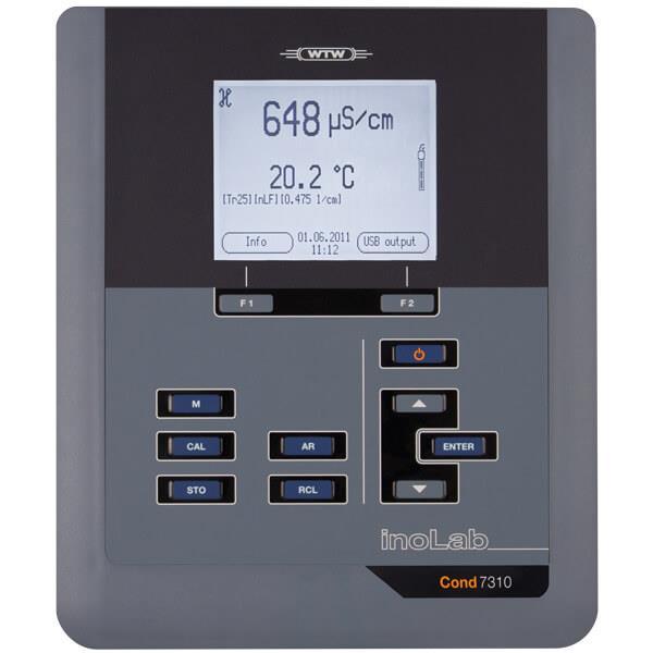 Benchtop meter inoLab® Cond 7310