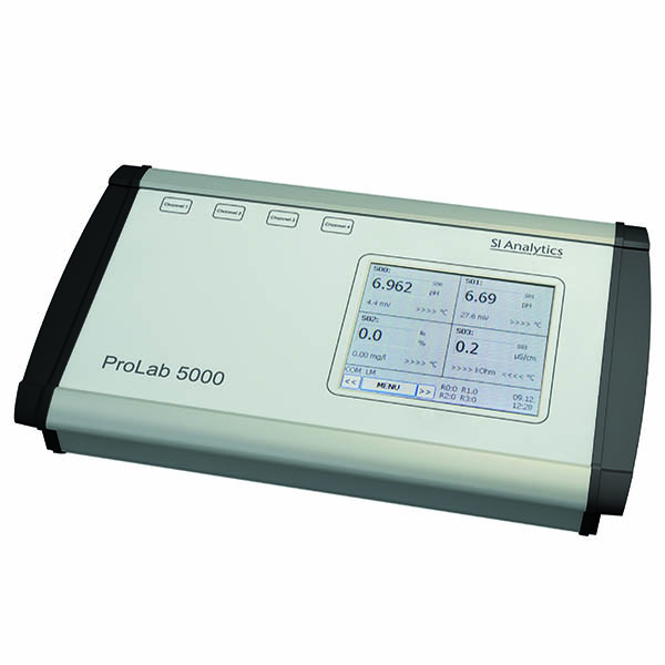 ProLab 5000 Multifunctional meter for lab and technical center