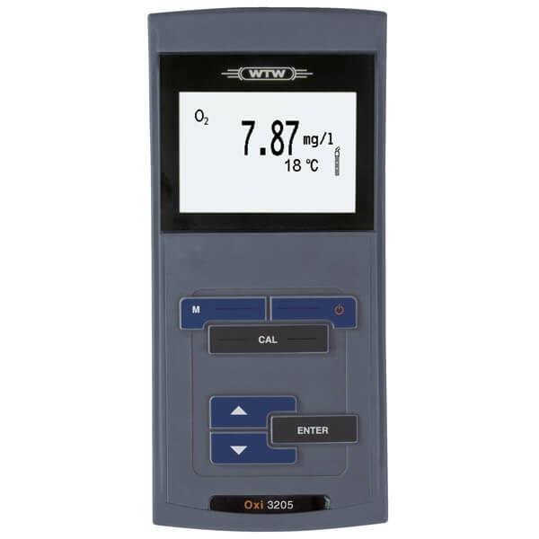 WTW - Conventional portable meters ProfiLine Oxi 3205