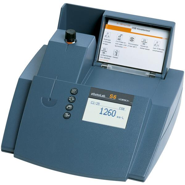 Filter photometer photoLab® S6 - WTW